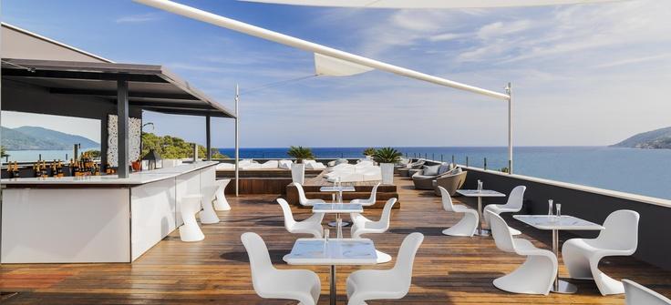 Elegant Luxury Spa-Hotel in Santa Eulalia - Aguas de Ibiza -