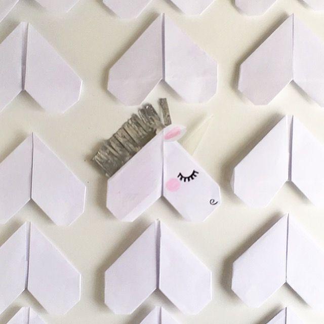 Make Unicorn valentines | willowday