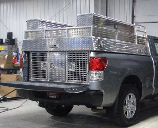 Multiple Dog Dog Boxes Let Them Ride In Style Dog Box For Truck Hunting Truck Dog Crate