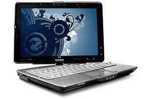 "HP Pavilion TX2000Z 12.1"" TOUCH-SCREEN NOTEBOOK LAPTOP PC (AMD Turion 64 X2 DUAL-CORE TL-60 2.0 GHz, 4GB RAM, 160GB HDD/DVD+/-RW DL/Wireless/Bluetooth/Camera/Finger Print Reader/Vista Home Premium 64-bit). HP Pavilion Tx200z 12.1"". Toch-Screen Notebook Laptop PC."