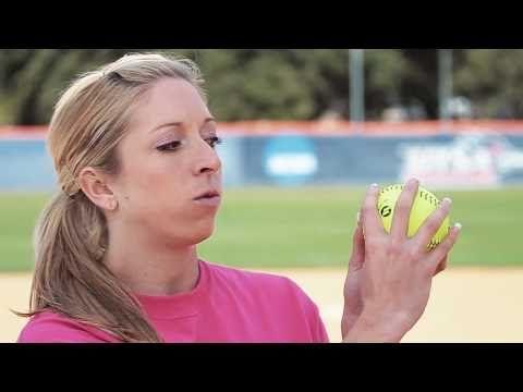 Softball tips: How to throw a dropball
