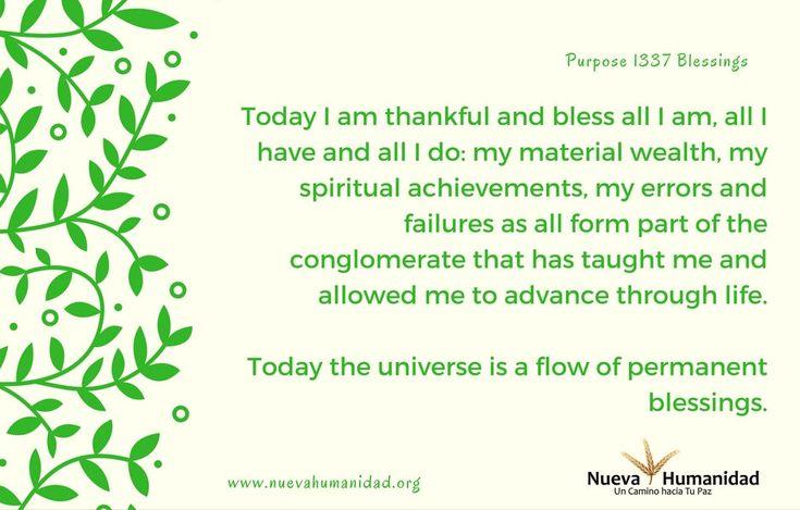 Purpose 1337 Blessings