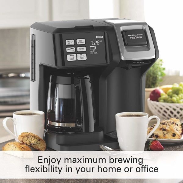 Top 10 Best Rated Coffee Machines In Australia Buyer Guide 2020 Hamilton Beach Coffee Maker Coffee Maker Reviews Coffee Maker