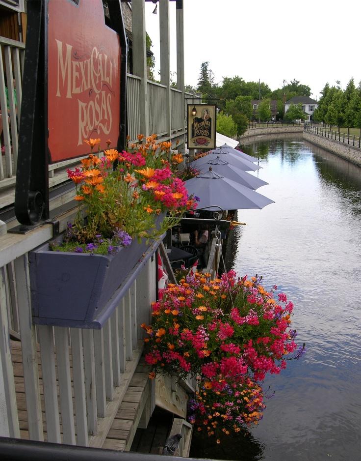 Perth, Ontario -- charming town, hidden away