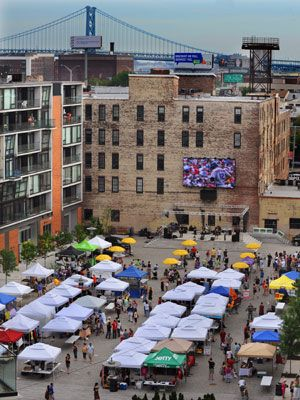 Coming Attraction: Brooklyn Flea Philly Opens At The Piazza At Schmidt's With A Curated Selection Of 100 Local And Regional Vendors, June 2