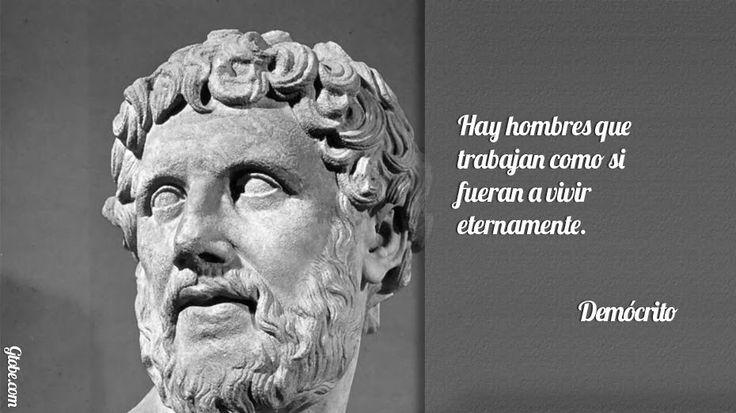Frases sabias de filosofos