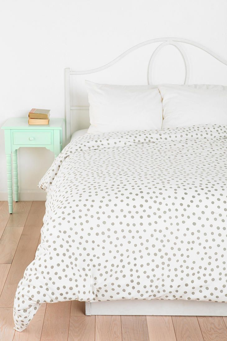 45 best polka dot duvet cover images on pinterest dots polka dots and duvet covers. Black Bedroom Furniture Sets. Home Design Ideas