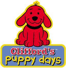 Clifford Puppy Days.gif