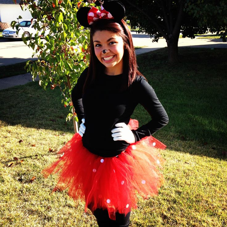 minnie mouse costume mickey 39 s halloween party pinterest. Black Bedroom Furniture Sets. Home Design Ideas