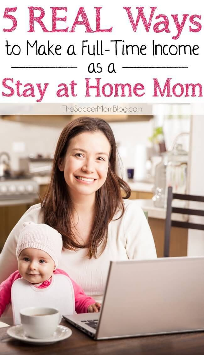 How I'm able to be a stay at home mom AND pay our family's bills! Legit, tried & tested ways to make money at home (no pyramid schemes here!)