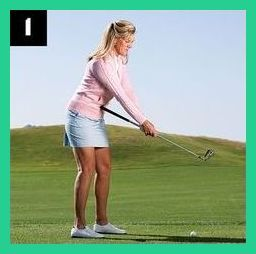 Perfect Golf Swing - 4 Helpful Tips For Doing a Golf Downswing ** Want to know more, click on the image. #LadiesGolf2017