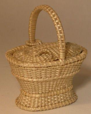 Basket #97 by Waldemar Backert