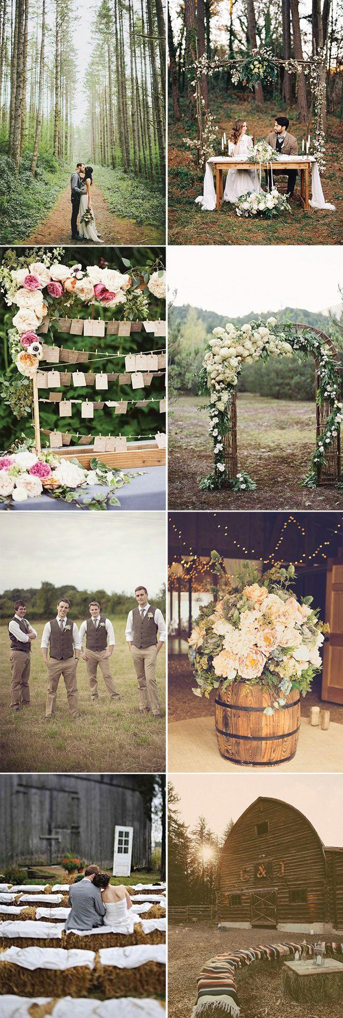Wedding Rustic Wedding