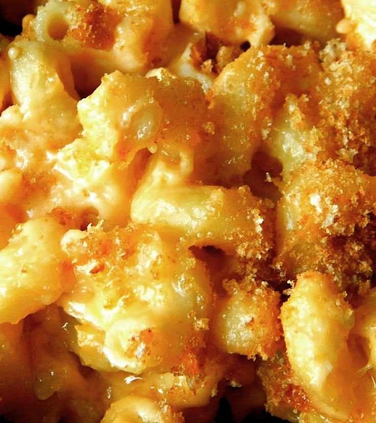 5 Cheese MACARONI & CHEESE - This staple in southern comfort food is marvelously delicious and incredibly easy to prepare.