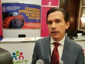 Sociedad Dominicana de Cirugía Vascular vincula estimulantes sexuales y drogas a derrames cerebrales