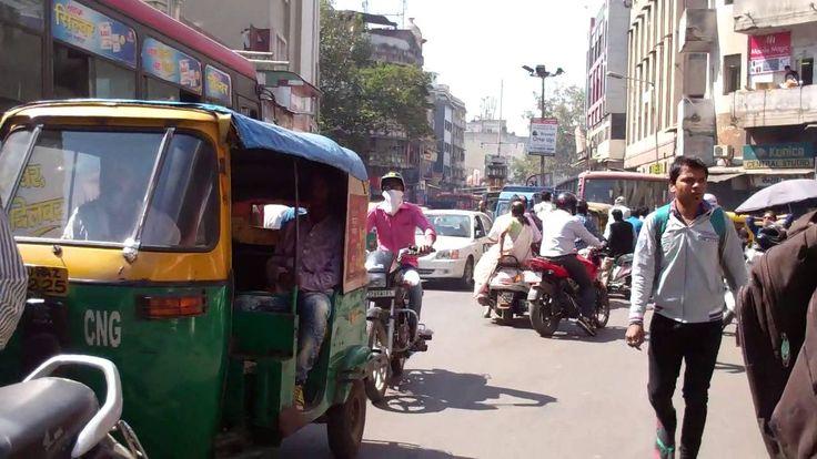 Jaywalking Ahmedabad