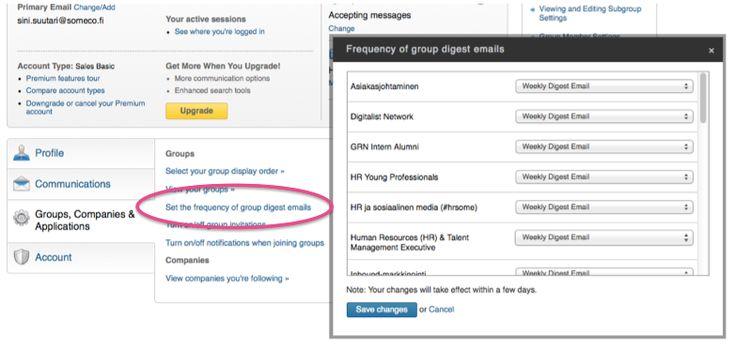 LinkedIn kehittyy ja 3 vinkkiä tehokkaampaan henkilökäyttöön