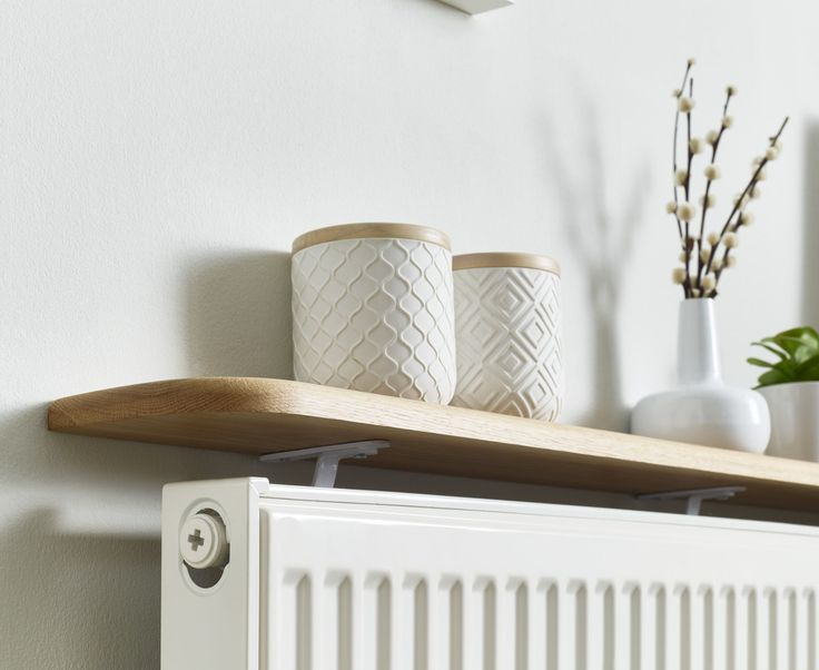hallway radiator ideas. manufactured from premium grade solid american white oak and kiln dried for stability all our radiator shelves are made to suit your hallway ideas a