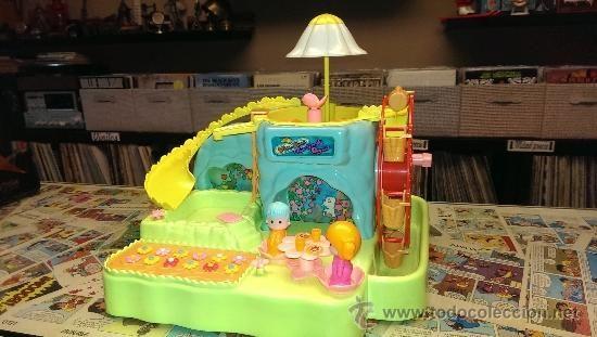 Pin y pon jardin de agua completo a os 80 buscado for Casas de juguete para jardin baratas