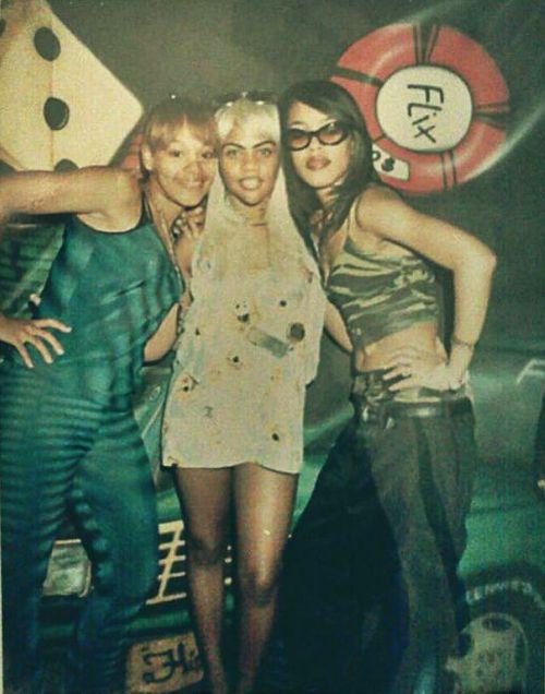 Left Eye And Lil Kim Lisa 'Left ...