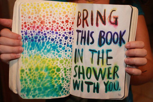 The 25 Best Wreck This Journal Pages