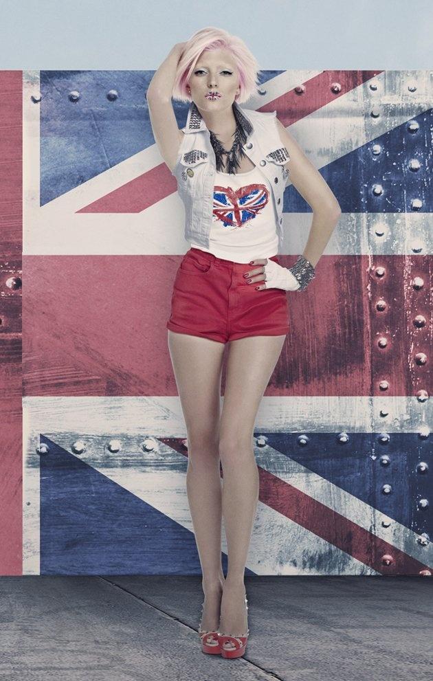 Sophie Sumner  Go Brits! ANTM
