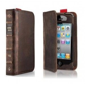 Old Book Design iPhone CaseOld Book Design