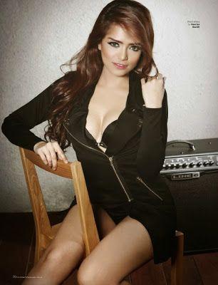 Fahria Yasmin HQ Pictures Maxim Indonesia Magazine Photoshoot February 2014