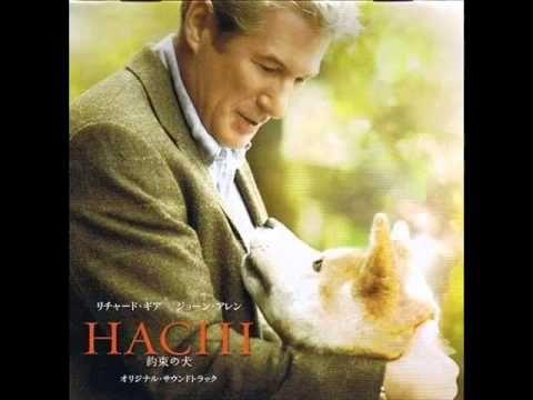 "▶ Hachiko Original Soundtrack / For ""Master"" whose death broke my heart."