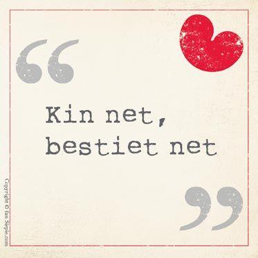 Fan Siepie | Fryske sprekwurden, siswizen en libbenswiisheden