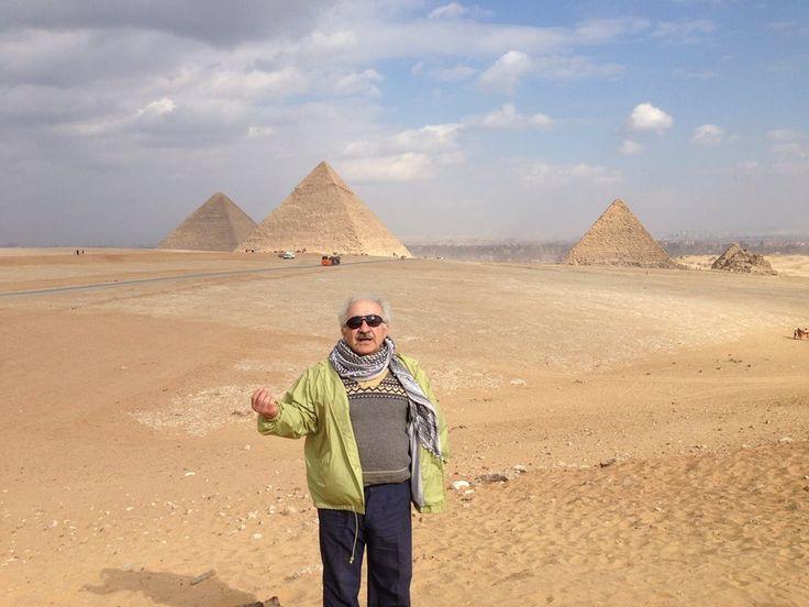 kurdish people kurdistan   Yekta Uzunoglu  Egypt pyramidy 13.2.2017