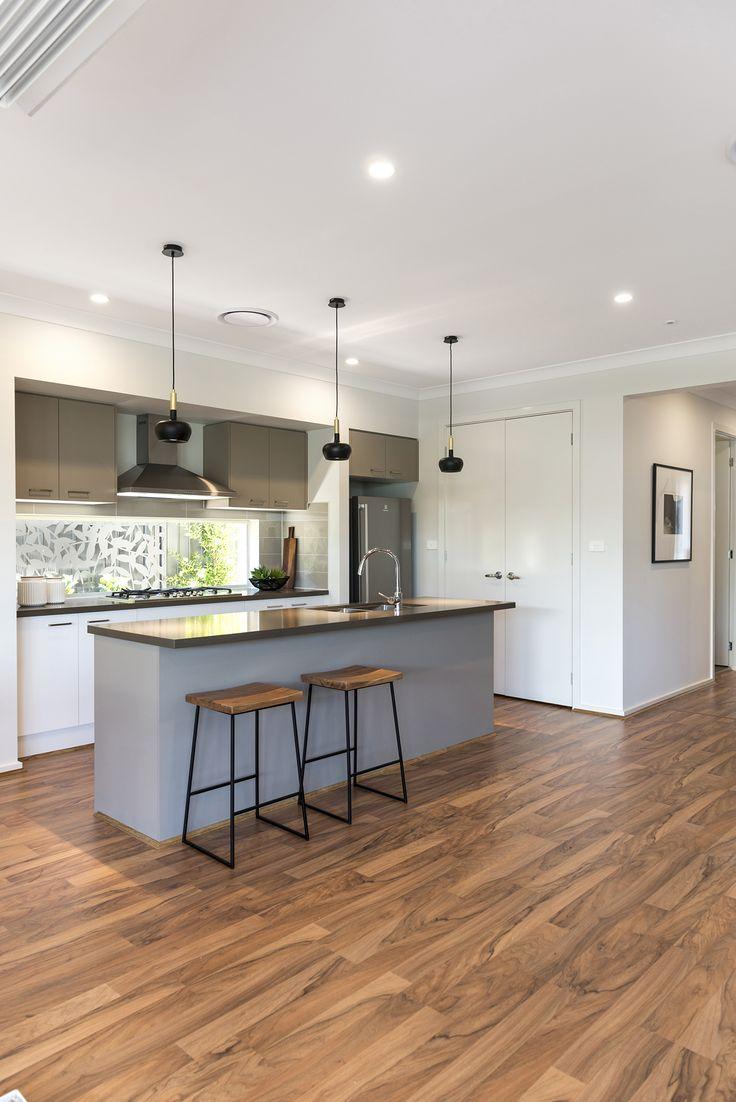 Domaine Homes. Arizona 26. Kitchen. Internal Colour Scheme: Mont Cafe