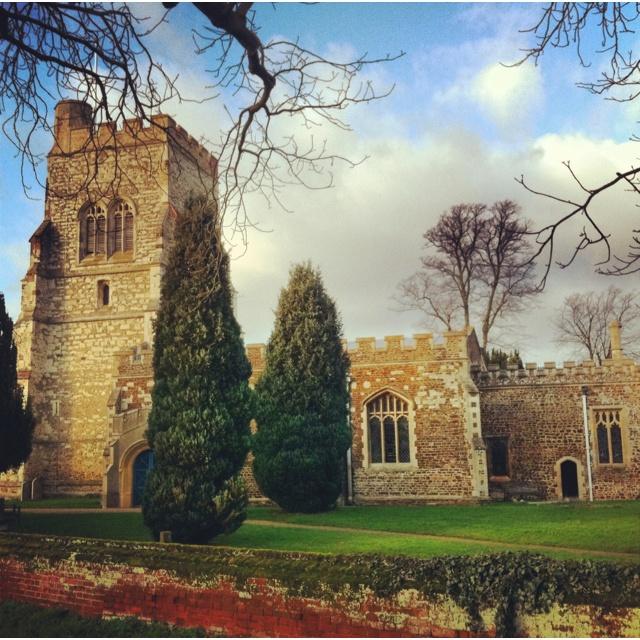 Church in Henlow, Bedfordshire