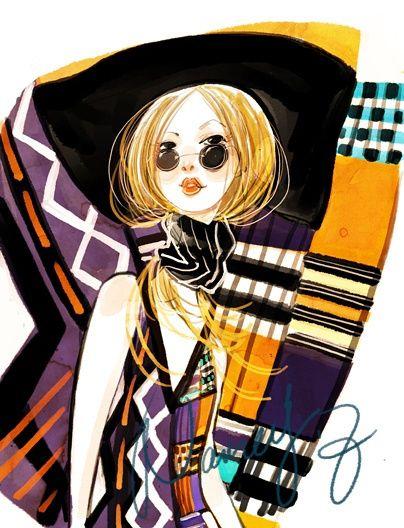 Xiaoxi(Nancy) Zhang #illustration
