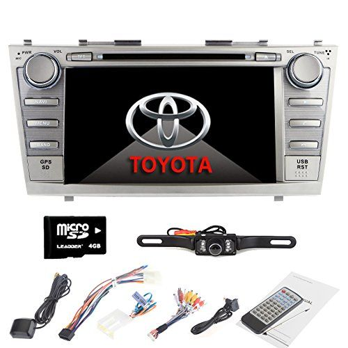 OUKU®Rear Camera Included!!!For TOYOTA Camry(support year 2007 2008 2009 2010 2011) 8 inch Indash CAR DVD Player GPS Navigation Navi iPod Bluetooth HD Touchscreen Radio RDS FM+Free GPS Map Card+Free US Map+Free Backup Rearview Parking LED Camera Cam http://www.productsforautomotive.com/oukurear-camera-includedfor-toyota-camrysupport-year-2007-2008-2009-2010-2011-8-inch-indash-car-dvd-player-gps-navigation-navi-ipod-bluetooth-hd-touchscreen-radio-rds-fmfree-gps-map-cardf/