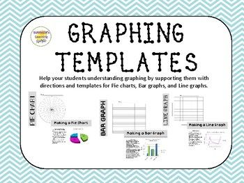 Want your students to be able to graph? Not only will you get graphing templates, but you will get a student friendly directions resource, but sample engaging graphs for your students. Included is 12 pages that contain: *Circle/Pie Chart Directions and Example*Pie Chart divided in 30 sections - which is great if you are using data from your entire class*Pie Chart divided into 8 parts*Blank Pie Chart for student to create their slices from their data*Bar Graph Directions and Example* 3 Categor...