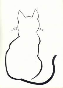 Cattoo idea. That's right, I'm officially calling my future cat tattoo a cattoo.