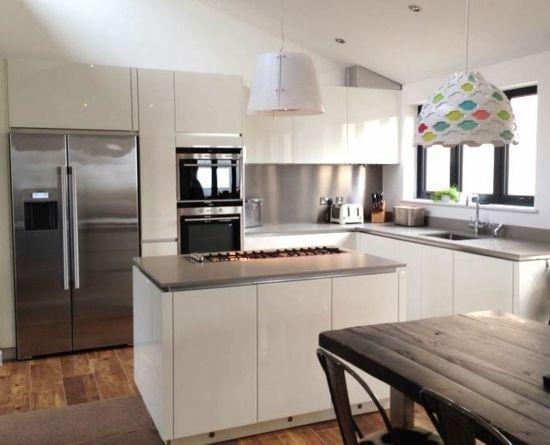 les 25 meilleures id es de la cat gorie frigo americain sur pinterest frigo americain blanc. Black Bedroom Furniture Sets. Home Design Ideas