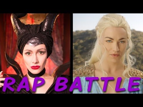 PRINCESS RAP BATTLE: Maleficent vs. Daenerys [Video] - Geeks are Sexy Technology NewsGeeks are Sexy Technology News