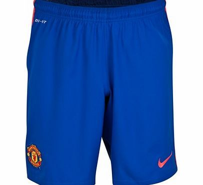 Nike Manchester United Third Shorts 2014/15 631200-417 Manchester United Third Shorts 2014/15 These 2014/15 FC Manchester United Third Shorts feature lightweight, sweat-wicking Dri-FIT fabric to keep you cool, dry and comfortable as the match heats up. Wi http://www.comparestoreprices.co.uk/sportswear/nike-manchester-united-third-shorts-2014-15-631200-417.asp