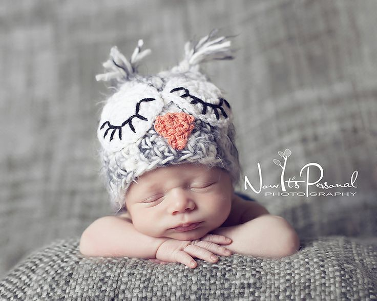 Crochet Hat Pattern Owl Baby Hat Crochet Pattern. Not a free pattern but not expensive and very cute!