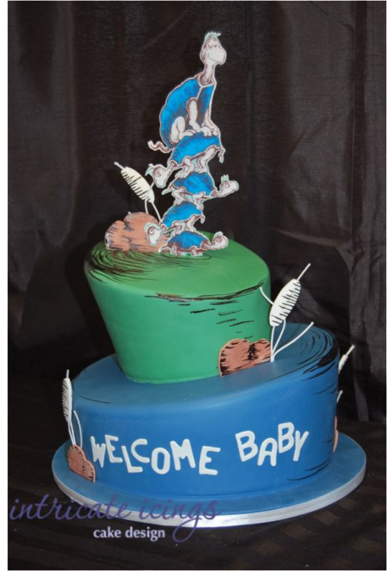 Cake Designs Debbie Drive Montgomery Al : The 56 best images about Cake (Dr. Seuss) Examples on ...