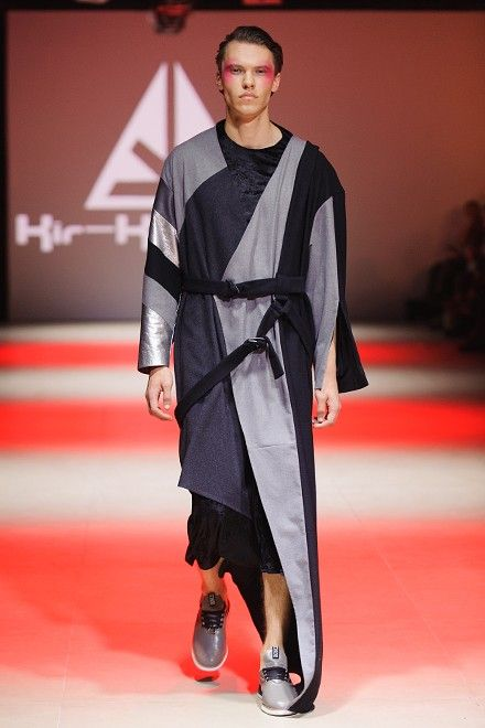 Male Fashion Trends: Kir-Khartley Spring-Summer 2017 - Ukraine Fashion Week