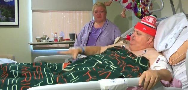 Man's 140-Pound Tumor Likely Started as Ingrown Hair