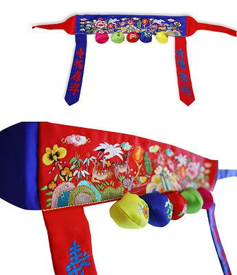 Dol DDI Baby 1st Birthday Belt HANBOK Korean Traditional Clothes Dress Korea | eBay