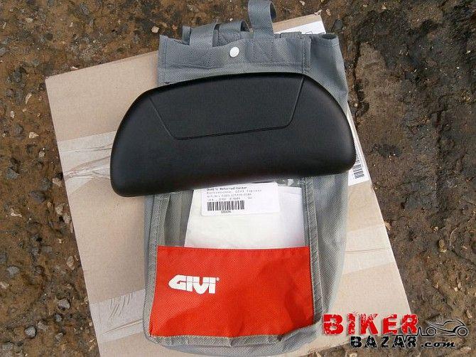 В наличии новая спинка пассажира на кофр GIVI . отправлю в любой город новой почтой.