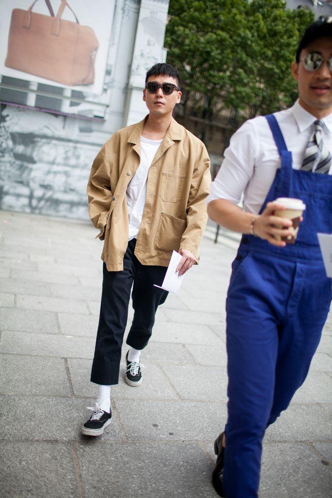 【海外スナップ】華の都パリもストリート旋風! 2017年春夏パリ・メンズ・ファッション・ウイーク ストリート・スナップ 50 / 208