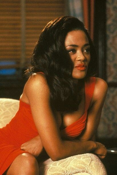 Robin Givens - a rage in Harlem