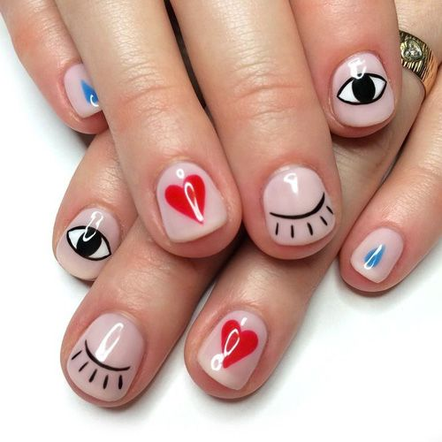 12 Amazing Nails That You Should Look At