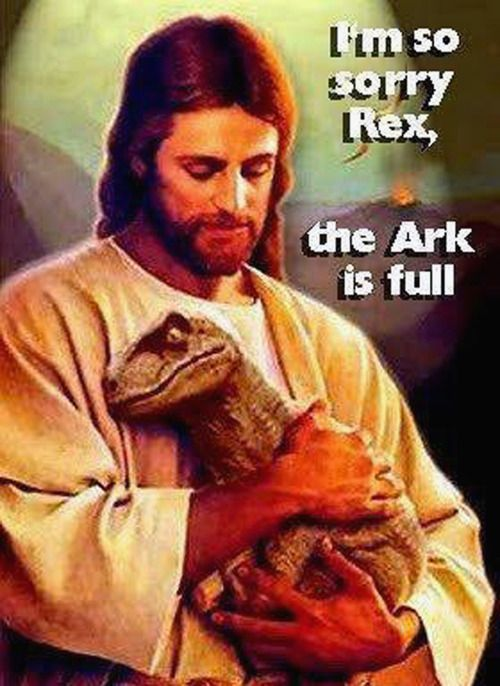 so THAT'S what happened to the dinosaurs...